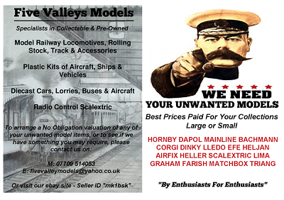 Five Valley Models